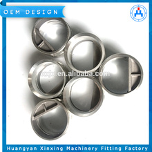 Pipe parts Precision CNC Machining Ningbo Aluminum Casting