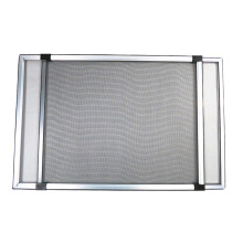 High Quality for Magnet Strip Door Screen Fai da Te Extensible sliding zanzariera screen window supply to United Kingdom Exporter