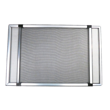 OEM/ODM Manufacturer for Sliding Insect Screen Without Strip,Screen Mesh,Flyscreen Curtain Manufacturers and Suppliers in China Fai da Te Extensible sliding zanzariera screen window supply to Cocos (Keeling) Islands Exporter