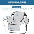 100% водонепроницаемые чехлы на мебель для диванов из замши