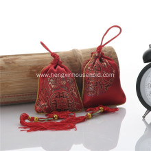 Chinese Knots Car Hanging Bamboo Charcoal Bag