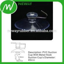 Copo de sucção PVC 45 mm removível multiuso