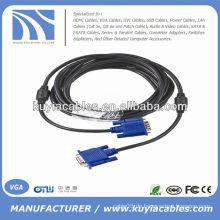 Premium Black VGA Kabel M bis M Verlängerungskabel