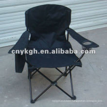 beach camping chair with cooler bag