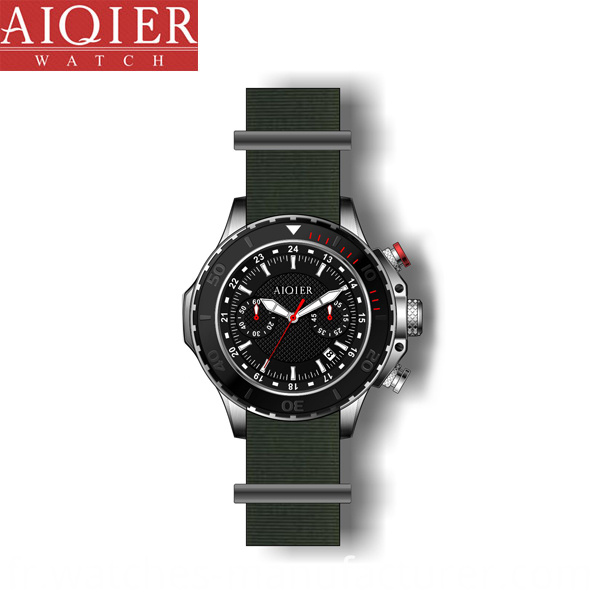 Waterproof Man Sport Watch