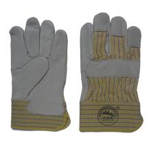 Рабочие перчатки для водителей из кожи коровы