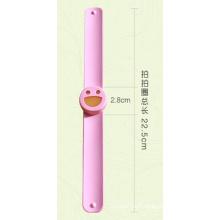 Bracelet insectifuge adapté aux besoins du client qui respecte l'environnement de pleine grandeur