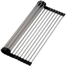 Dish Drainer Rack Stainless Steel