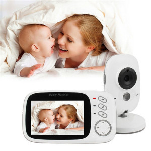 Digital Baby Video Monitor with Camera Wireless