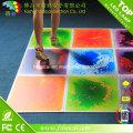 Non-Slip Night Club Dance Floor / Color Liquid Floor