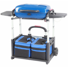Portable Foldable Gas BBQ Grill for Travel Camping