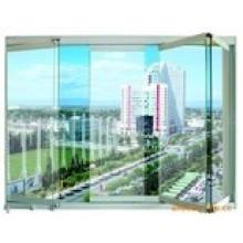 Porta de vidro sem espessura de 12 mm