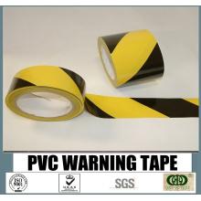 Fita de advertência de auto PVC barata e de qualidade premium