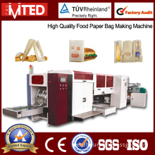 High Precision V-Bottom Food Bag Making Machine Rzjd-350