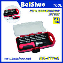 21PCS Screwdriver Set/ Screwdriver Bit Set