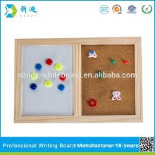 half white board cork board teaching aids for schools