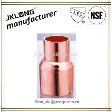 Acoplamento de montagem em tubo de cobre C x C