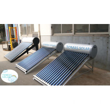 Low Pressure Solar Water Heater High Efficient