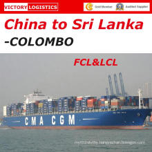 Sea Freight LCL From China to Colombo (LCL)