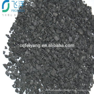 1100mg/g iodine coconut shell based granular activated carbon