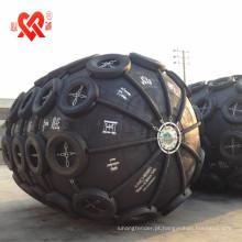 O mundo amplamente usa o pára-choque de barco pneumático marinho de alto desempenho