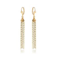 97250 xuping jewelry 2018 cheap wholesale fashion Tassel earrings earrings for women