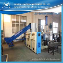 CE/SGS/ISO9001 PP PE-Folie, Recycling und Granulierung Linie (SJ)