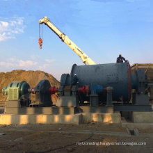 China Rubber Liner Ore Processing Mining Stone Grinding Ball Mill Price