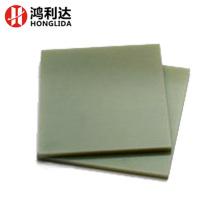 Insulation laminates board with fiberglass epoxy material