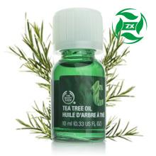 Preço de atacado do óleo essencial da árvore do chá 100% puro
