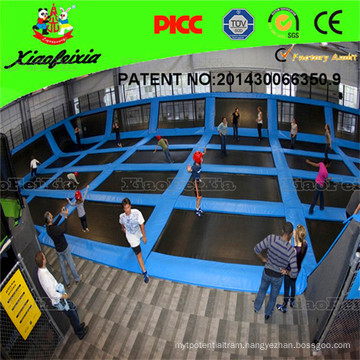 CE Approved Professional Manufacturer Factory Price Indoor Trampoline for Sale