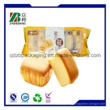Hot Sale Promotional Clear Windowed Plastic Bread Food Bag