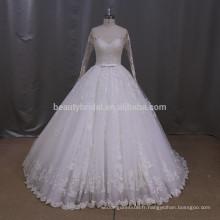 AK039 Chine import dernière conception pakistani robes de mariée robe de bal