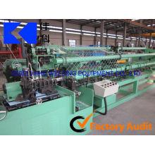 Kettenglied-Maschendraht, der Maschine / Maschinerie / Fertigungsstraße herstellt