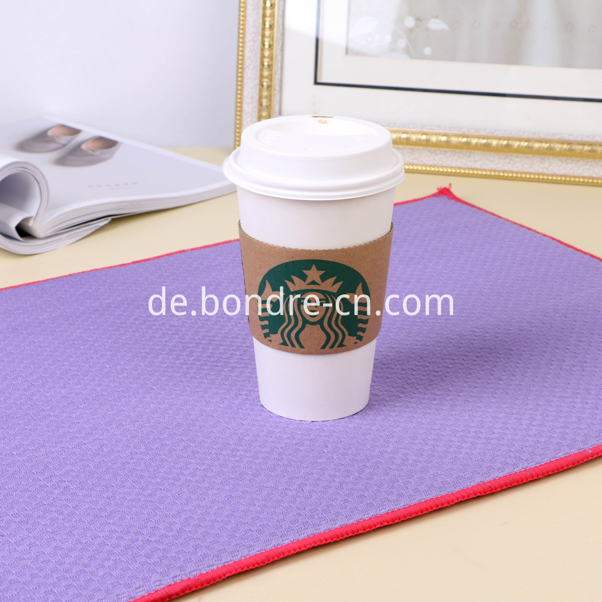 single color table mats (2)