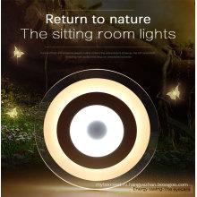 Современный Ультра тонкий круглый Кристалл освещение СИД с CE и RoHS