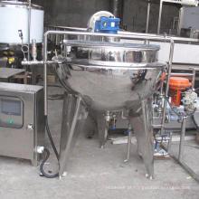 Leite de aço inoxidável comercial, preços de Pasteurizer de suco de fruta