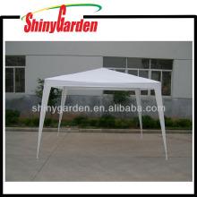 Tente extérieure de belvédère, facile à assembler, tente de tube en acier, poteaux de tente de gazebo