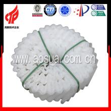 Белый PP градирни заполнения материал