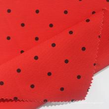 Tecido com listras macias 97% algodão 3% tecido elastano