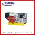 Panel air compressor