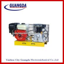 Compressor de ar do painel