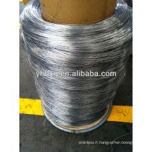 fil inox 316 pour la fabrication des boules de nettoyage en acier