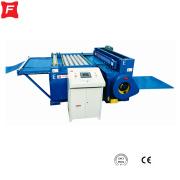 CNC Choi steel uncoiling flatting cutting line