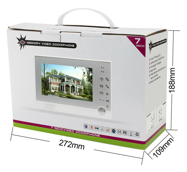 Villa Video Door Intercom