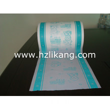 PE Film for Adult Diapers Backsheet with Printing