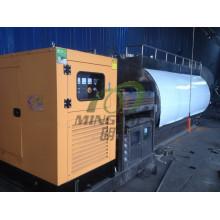 Tanque de refrigeração de aço inoxidável para leite