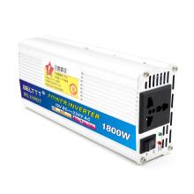 1800W 12V24VDC à 110V220VAC Modifié onduleur à onde sinusoïdale