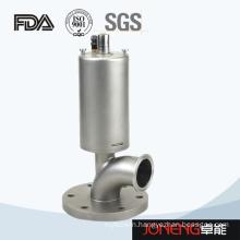 Stainless Steel Food Grade Pneumatic Tank Bottom Diaphragm Valve (JN-DV1002)