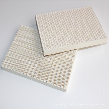 infrared honeycomb ceramic plate heater for burner